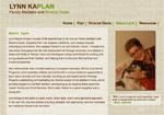 Lynn Kaplan - Website