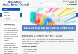 Downtown Main Street Dental